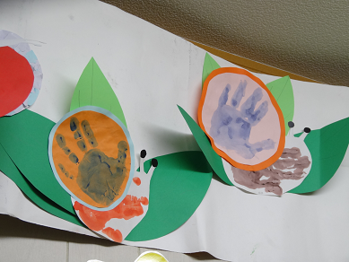 【日常の一コマ】生活介護事業「湘南鬼瓦」でかたつむりを創りました。